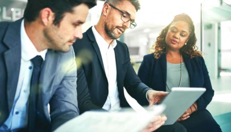 reunion de empresarios