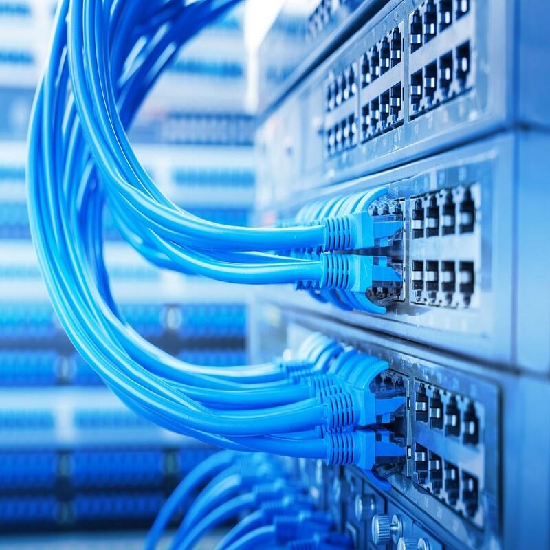 modelo TCP/IP conexiones en switch