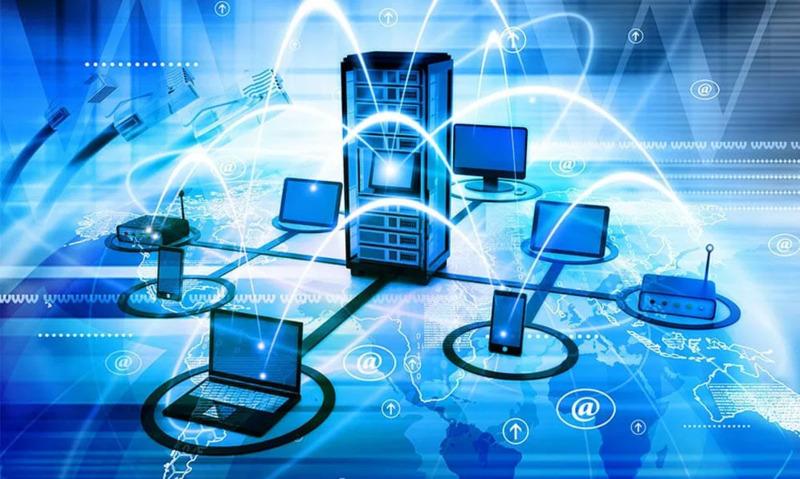 Modelo relacional computadoras en la red