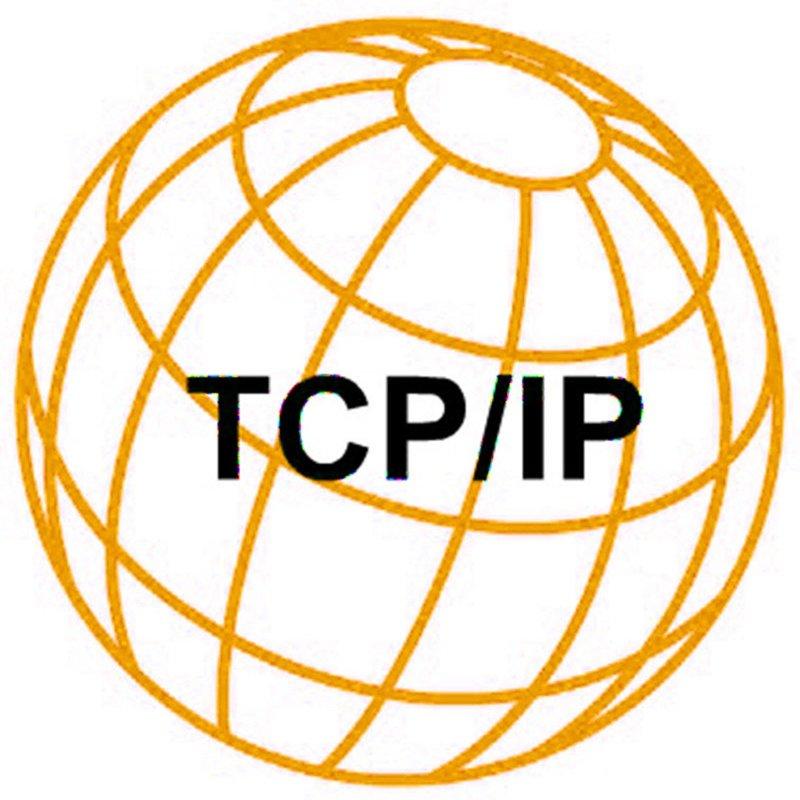 modelo TCP/IP logo
