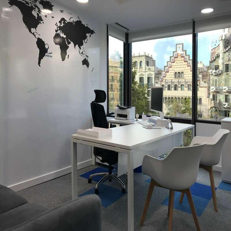 modelo 110 oficina
