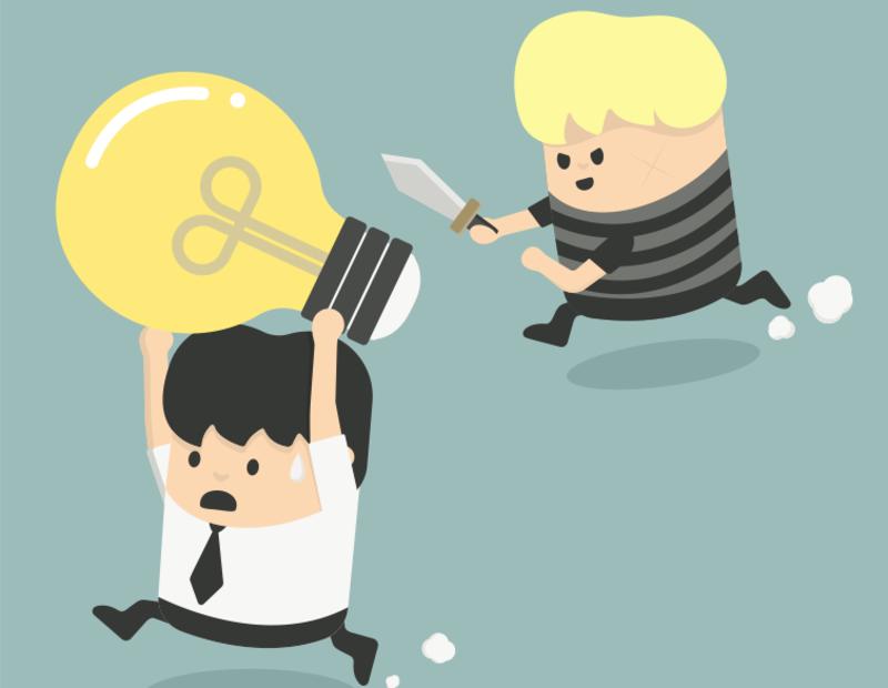 Modelo utilidad robando ideas