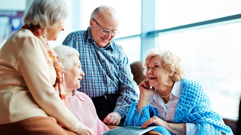 Modelo de Atención Centrada en la Persona cuadernos prácticos adultos hablando