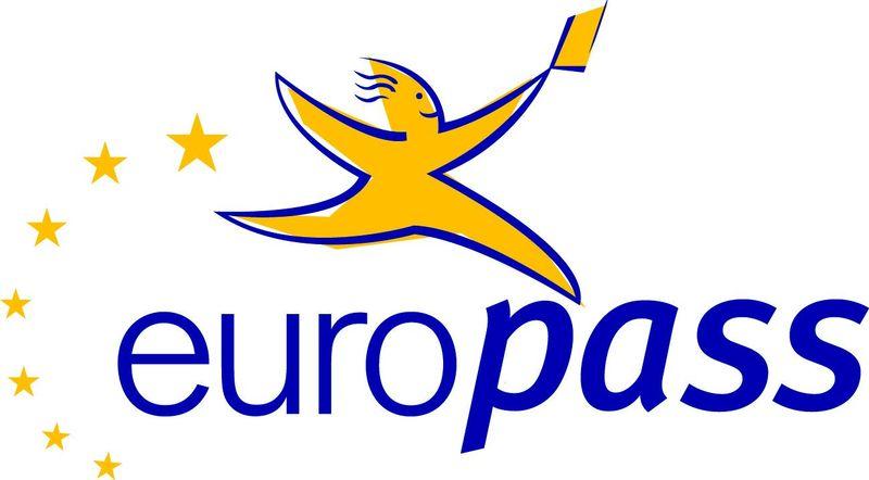 Modelo de currículo vitae europass
