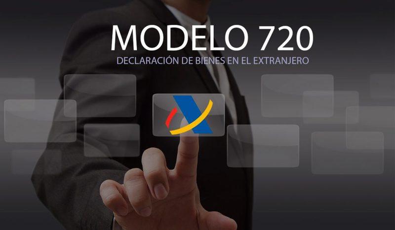 Modelo 720 España 2