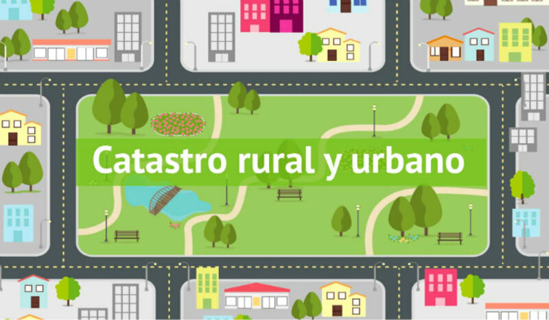 Catastro rural y urbano