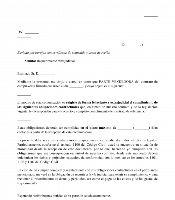 Modelo Burofax 6