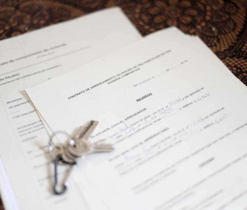 Modelo contrato alquiler para una residencia compartida 3