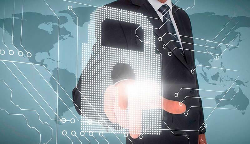 Modelo documento protección de datos candado