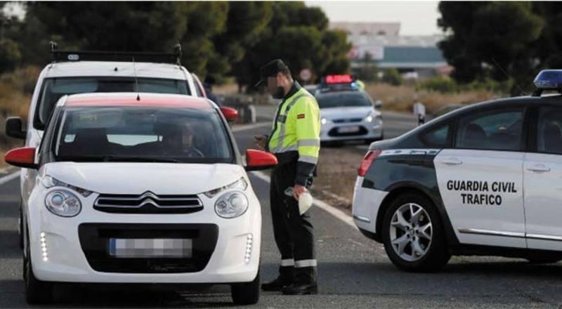 Modelo de Alegaciones multa de tráfico